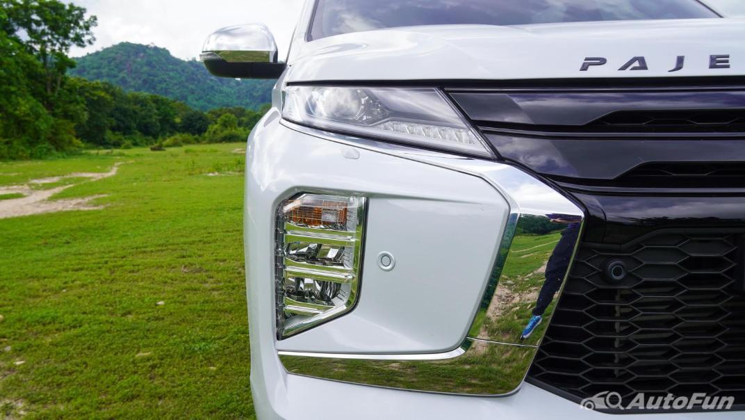 2020 Mitsubishi Pajero Sport 2.4D GT Premium 4WD Elite Edition Exterior 009