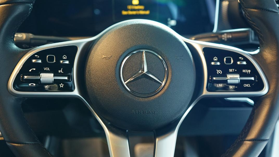 2021 Mercedes-Benz A-Class A 200 Progressive Interior 057