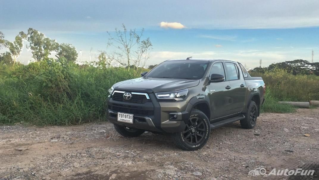2020 Toyota Hilux Revo Double Cab 4x4 2.8High AT Exterior 022