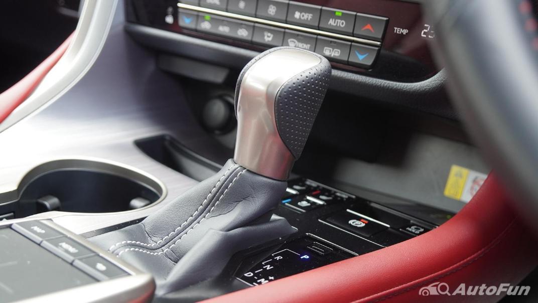 2020 Lexus RX 3.5 350 F Sport Interior 030