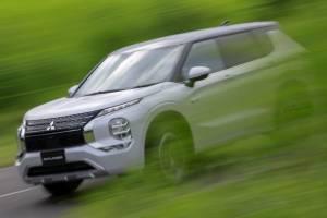 ยืนยันแล้ว!!! 2022 Mitsubishi Outlader PHEV จะมาพร้อม 7 โหมดการขับและระบบขับสี่แบบใหม่
