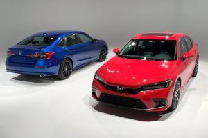 ชมคันจริง 2022 Honda Civic ใหม่ ได้แรงม้าเพิ่ม ถุงลมเพิ่ม ลำโพง Bose ฯลฯ ควรรอรุ่นใหม่หรือไม่ ?