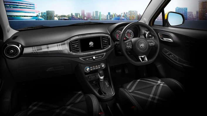 MG 3 2020 Interior 001