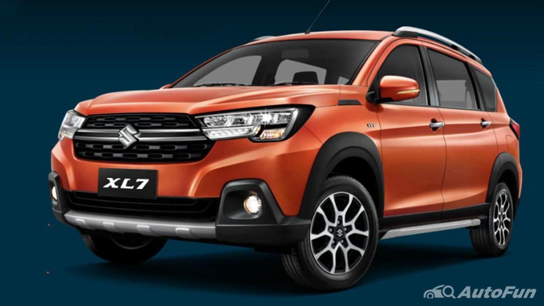 Suzuki XL7 2020 Exterior 002