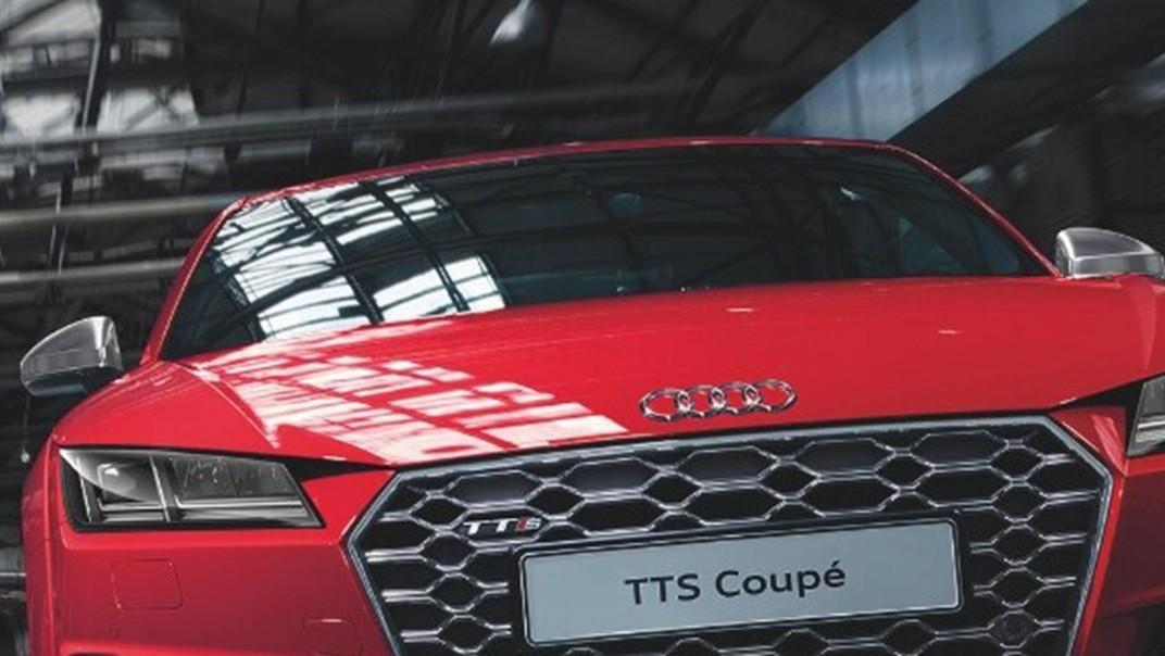 Audi TT Public 2020 Exterior 008