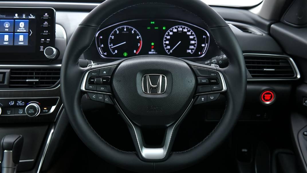 2021 Honda Accord 1.5 Turbo EL Interior 076