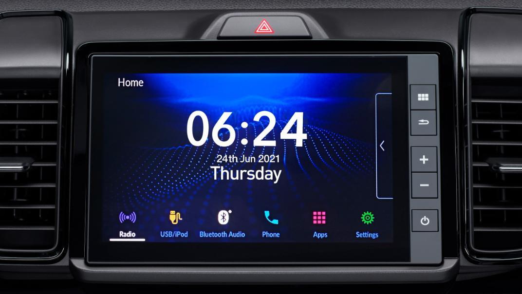 2021 Honda City Hatchback e:HEV RS Interior 108