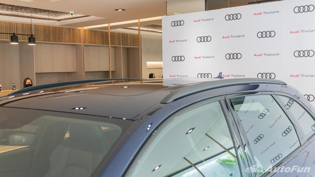 2020 Audi A4 Avant 2.0 45 TFSI Quattro S Line Black Edition Exterior 116