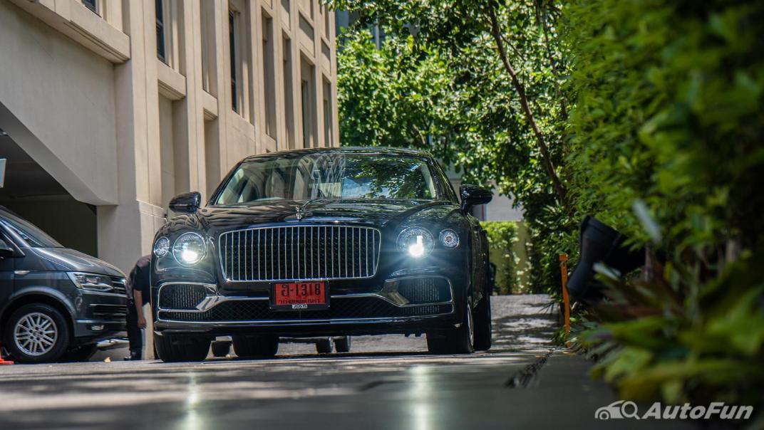 2020 Bentley Flying Spur 6.0L W12 Exterior 067