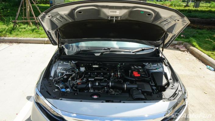 2020 Honda Accord 1.5 Turbo EL Interior 009