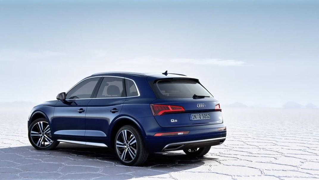 Audi Q5 2020 Exterior 017