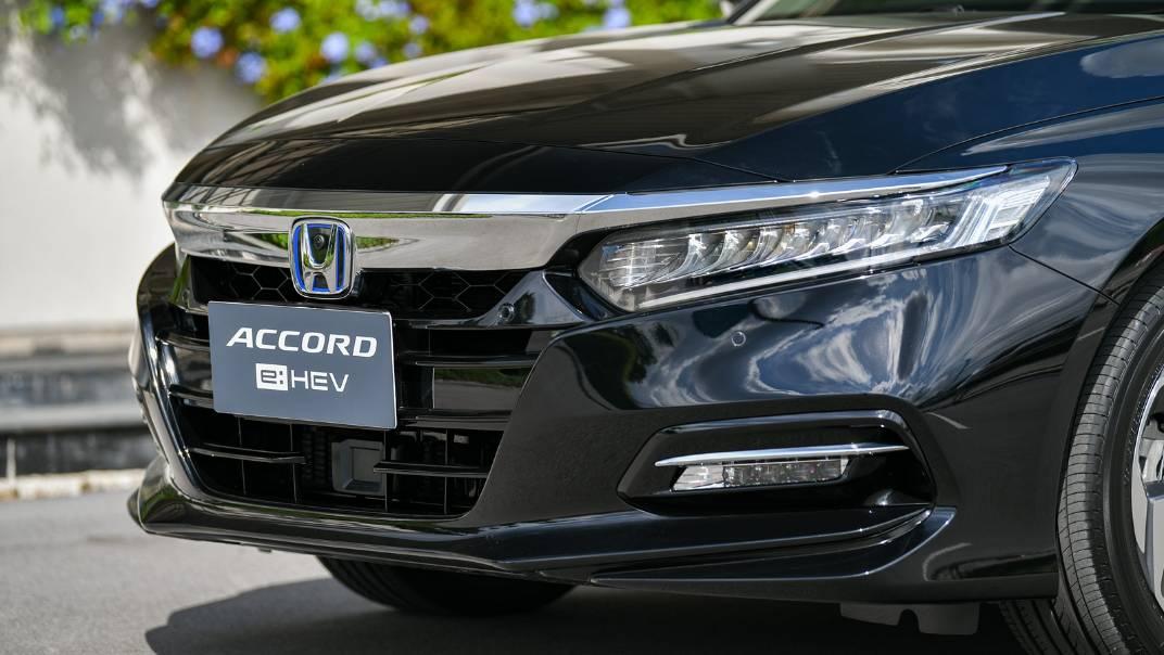 2021 Honda Accord 2.0L e:HEV EL+ Exterior 011
