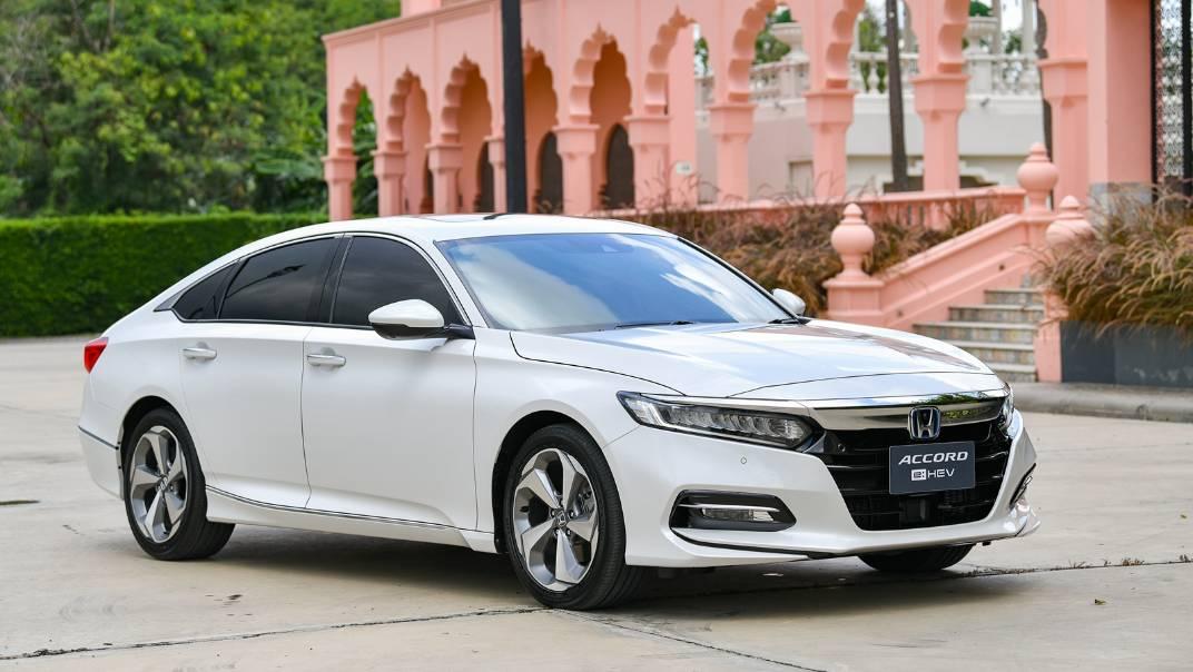 2021 Honda Accord 2.0L e:HEV EL+ Exterior 046