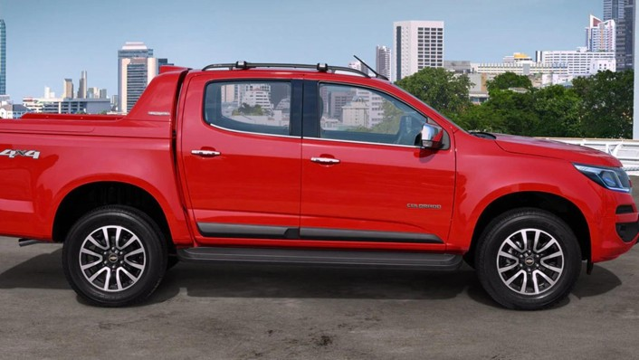 Chevrolet Colorado 2020 Exterior 006