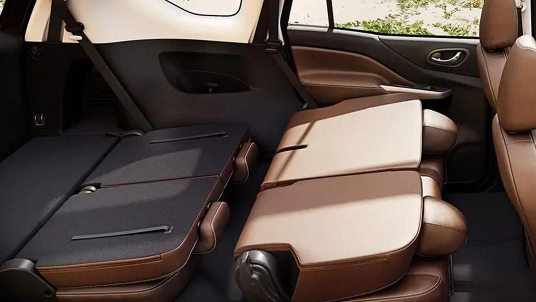 Nissan Terra 2020 Interior 005