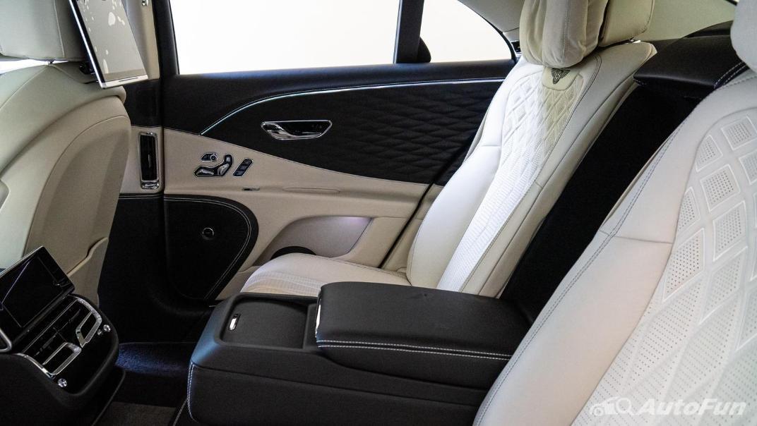2020 Bentley Flying Spur 6.0L W12 Interior 035