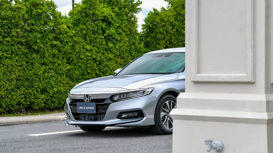 2021 Honda Accord 1.5 Turbo EL Exterior 049