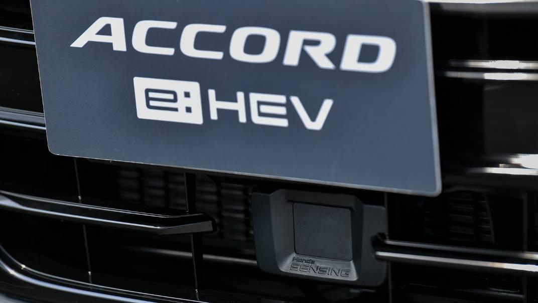 2021 Honda Accord 2.0L e:HEV EL+ Exterior 021