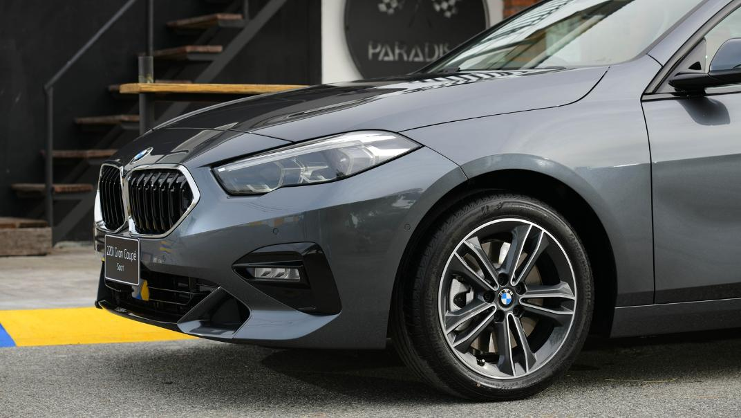 2021 BMW 2 Series Gran Coupe 220i Sport Exterior 029
