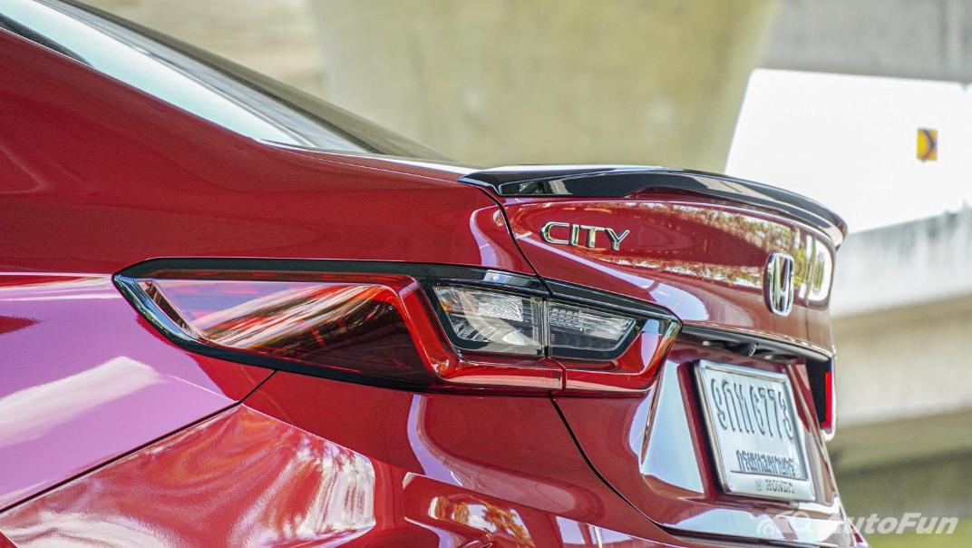 2020 Honda City 1.0 RS Exterior 029
