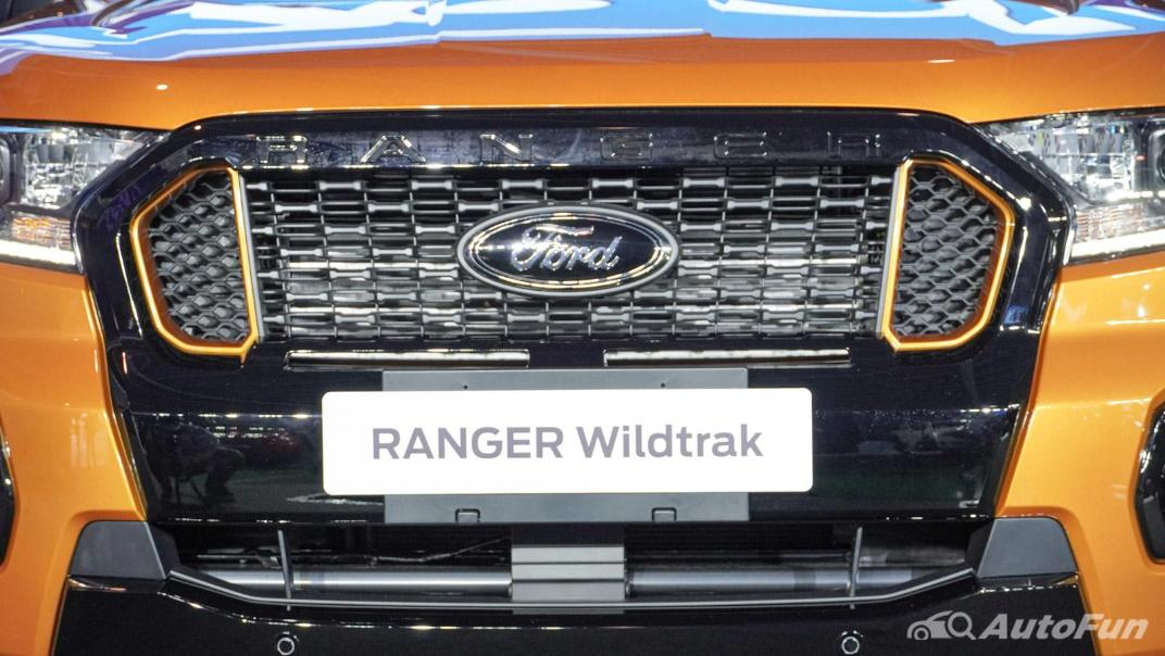 2021 Ford Ranger Wildtrak Exterior 015