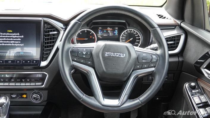 2020 Isuzu D-Max 4 Door V-Cross 3.0 Ddi M AT Interior 003