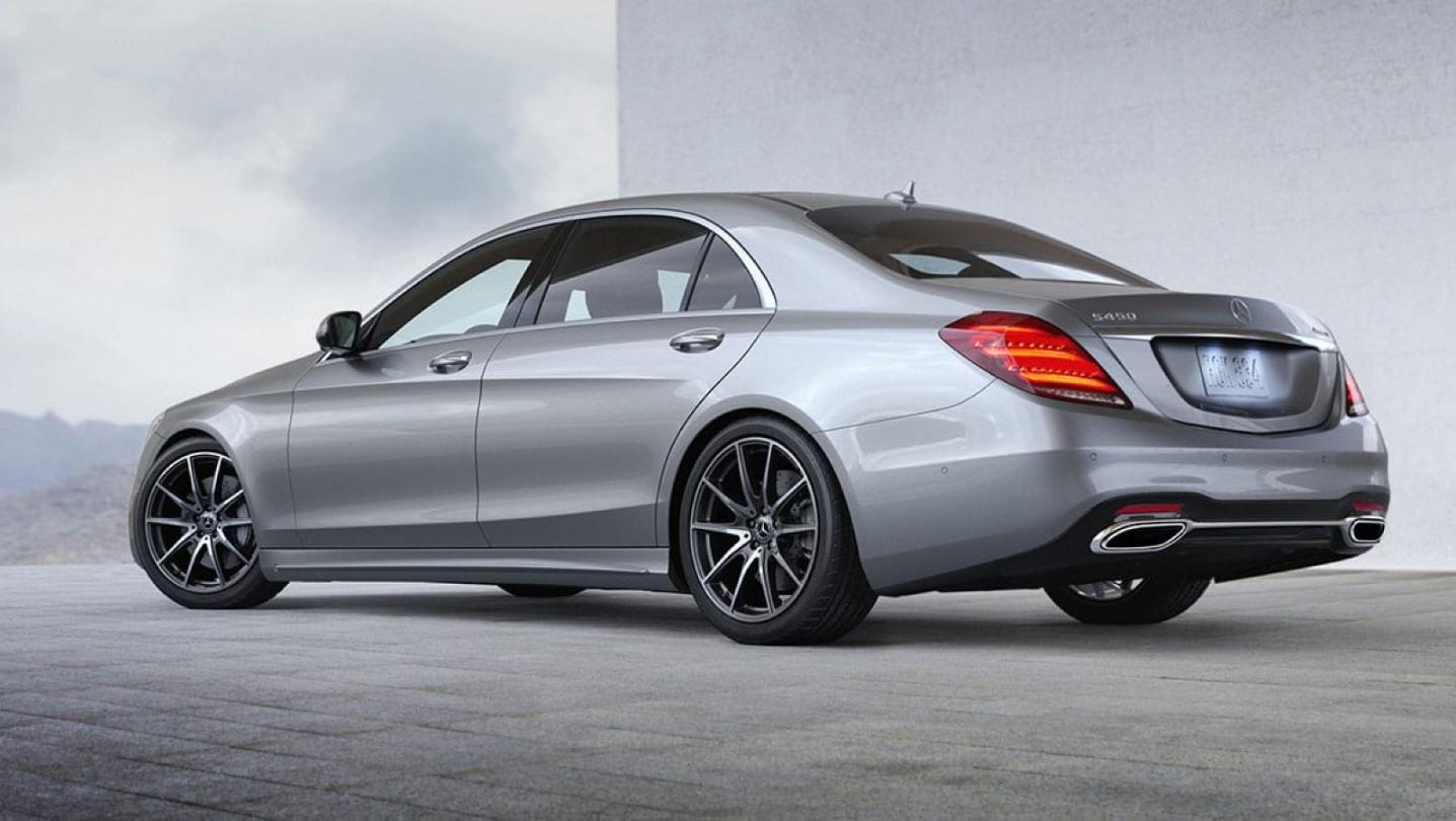 Mercedes-Benz S-Class 2020 Exterior 002