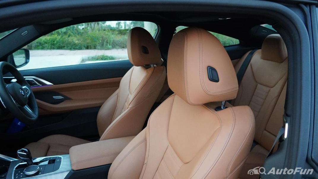 2020 BMW 4 Series Coupe 2.0 430i M Sport Interior 042