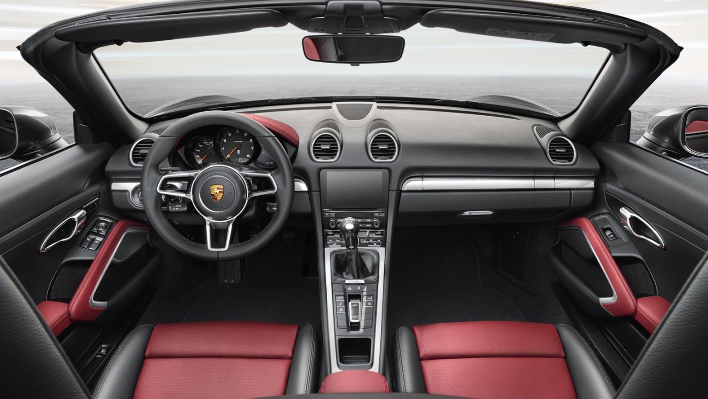 Porsche 718 2020 Interior 001