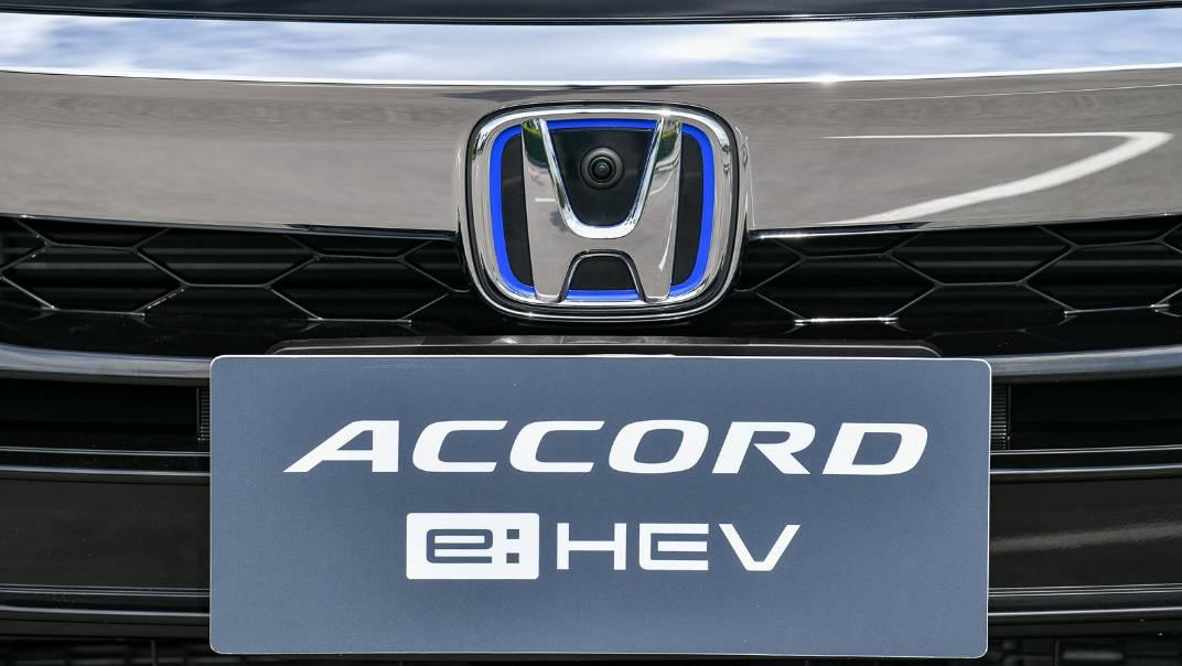2021 Honda Accord 2.0L e:HEV EL+ Exterior 018