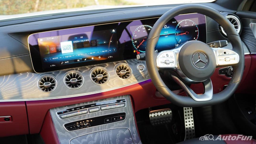 2021 Mercedes-Benz CLS 220 d AMG Premium Interior 002