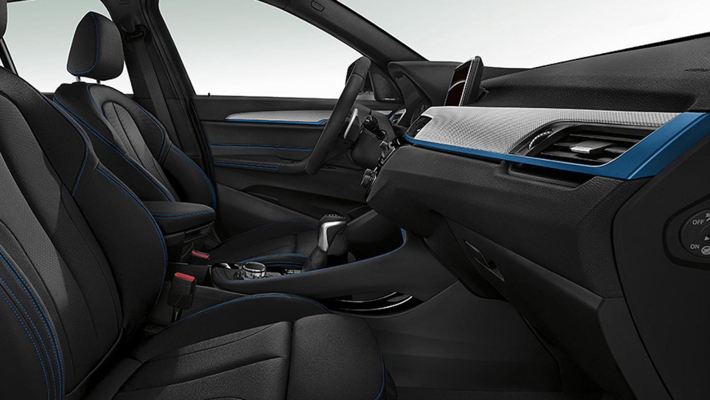 BMW X1 Public 2020 Interior 002