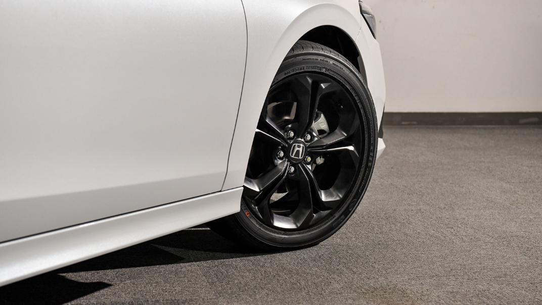 2022 Honda Civic RS Exterior 052