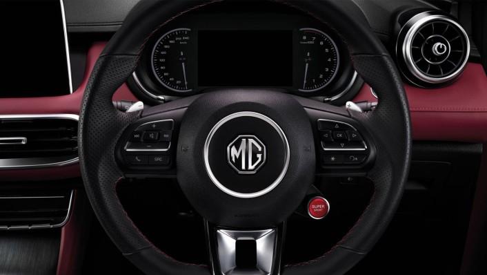 MG HS 2020 Interior 004