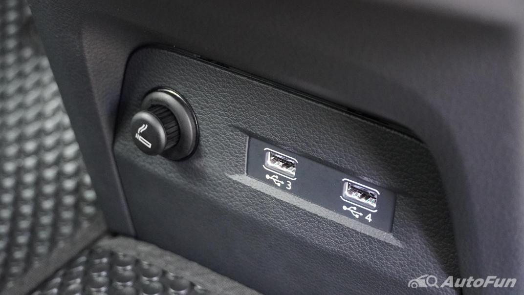2020 Audi E Tron Sportback 55 quattro S line Interior 057