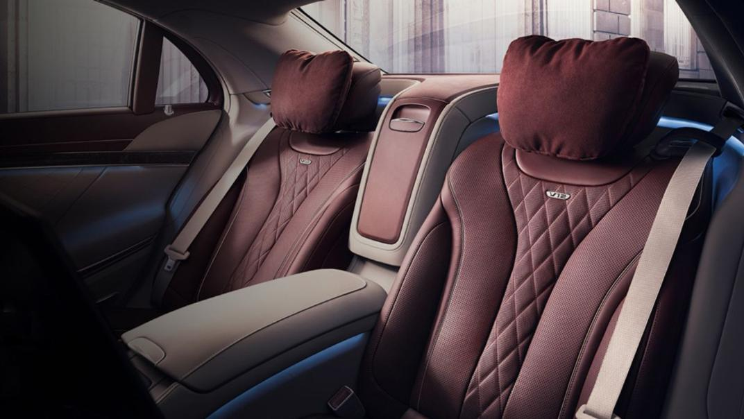 Mercedes-Benz GLC-Class 2020 Interior 016