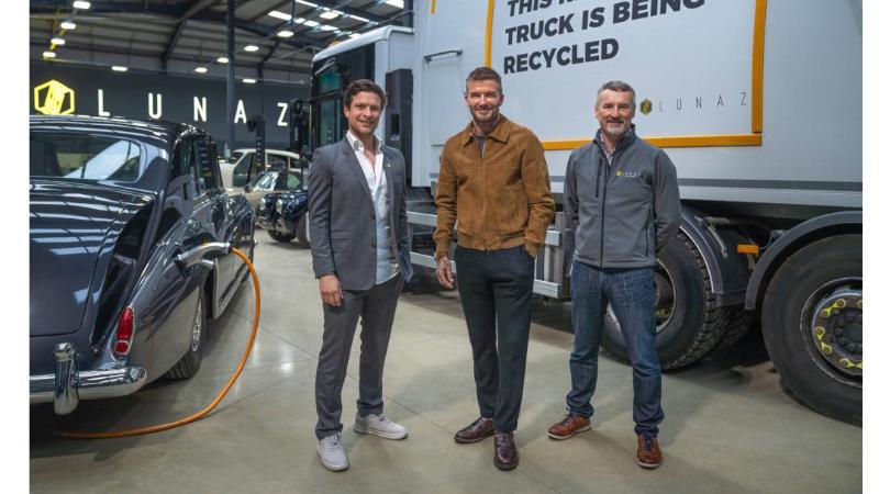 """เปิดสาเหตุ ทำไม """"เดวิด เบ็คแฮม"""" ถึงซื้อหุ้นบริษัทสตาร์ทอัพสร้างรถยนต์ไฟฟ้า 02"""