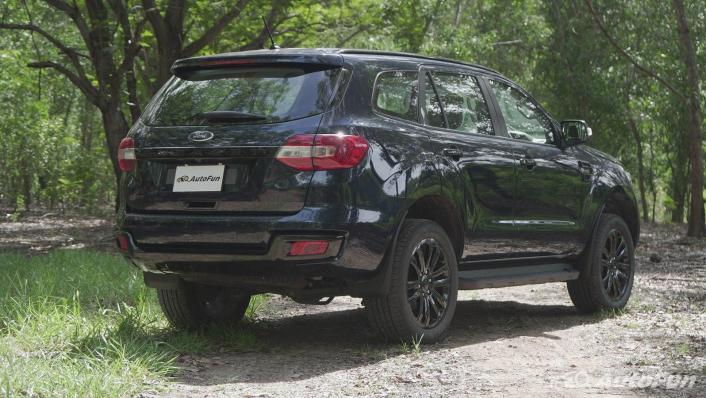 2021 Ford Everest 2.0L Turbo Titanium 4x2 10AT - SPORT Exterior 004