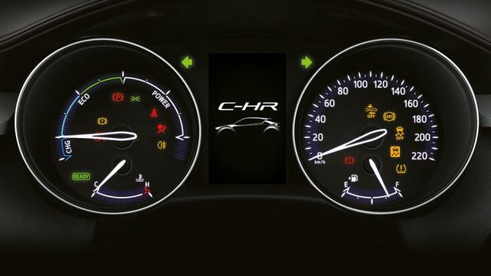 Toyota C-HR 2020 Interior 005