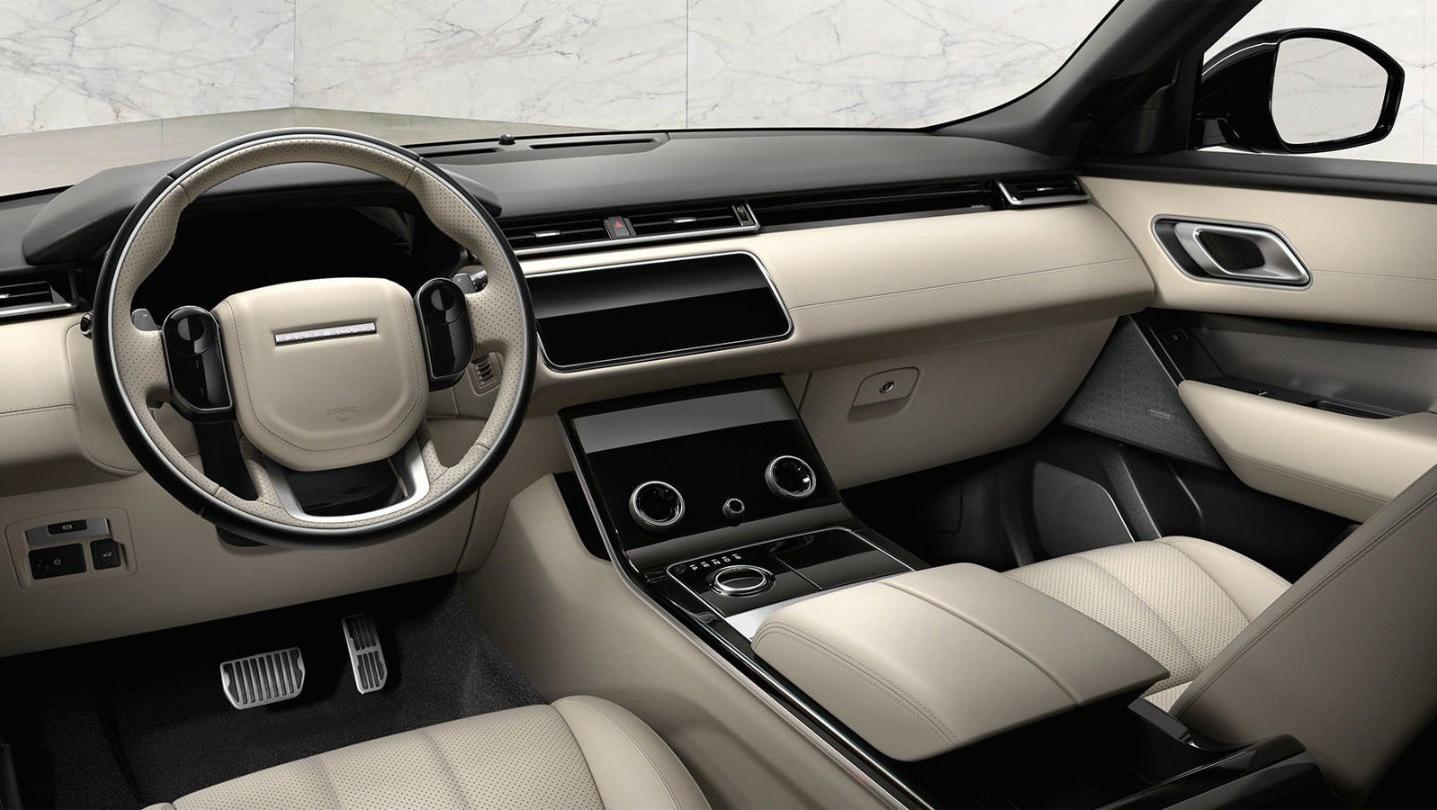 Land Rover Range Rover Velar 2020 Interior 001