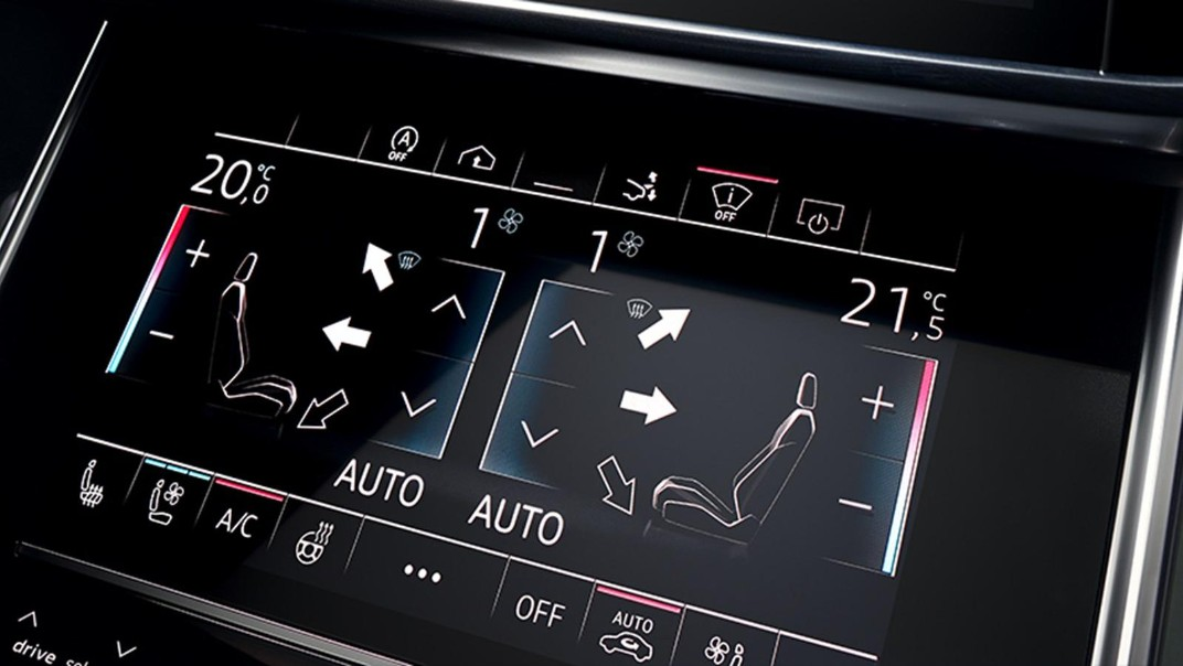 Audi A7 Sportback Public 2020 Interior 006
