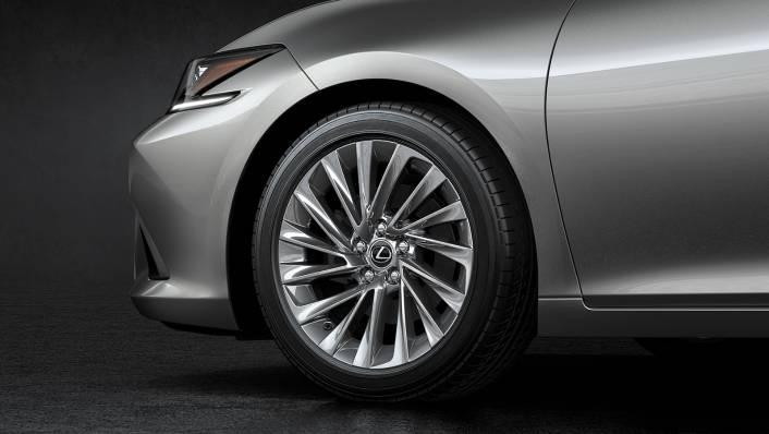 2021 Lexus ES 300h Premium Exterior 009