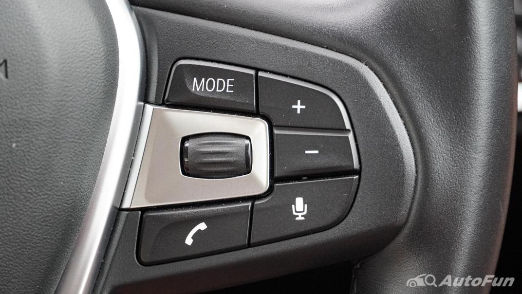 2020 2.0 BMW X3 xDrive20d M Sport Interior 012