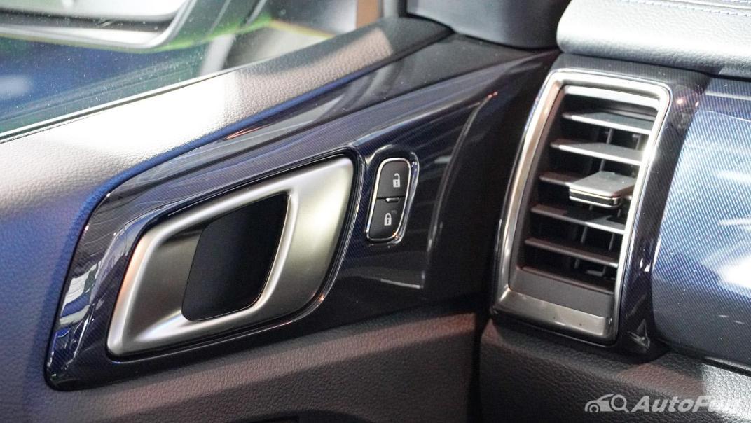 2021 Ford Everest Titanium+ Interior 017