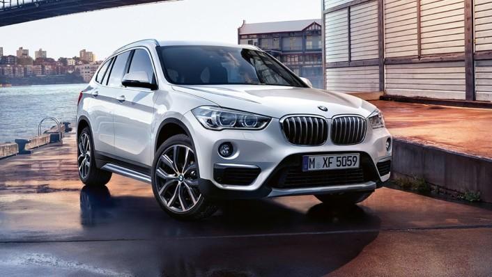 BMW X1 2020 Exterior 001