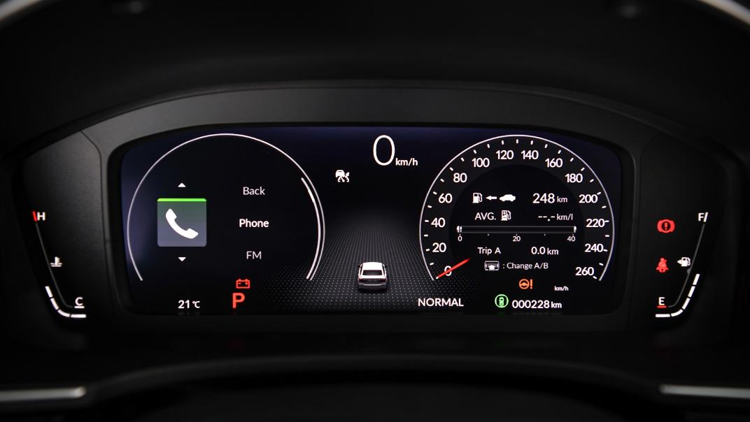 2022 Honda Civic RS Interior 035