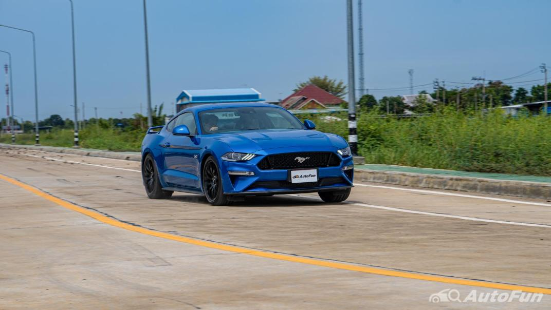 2020 Ford Mustang 5.0L GT Exterior 048