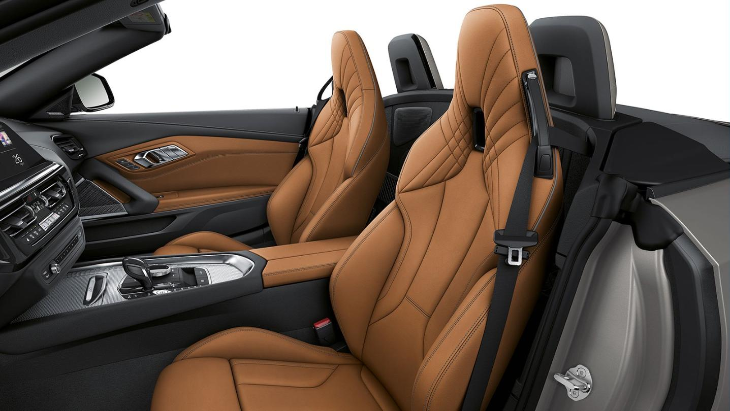 BMW Z4 Roadster 2020 Interior 009