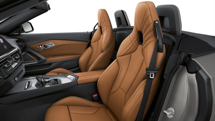 BMW Z4 Roadster 2020 Interior 009
