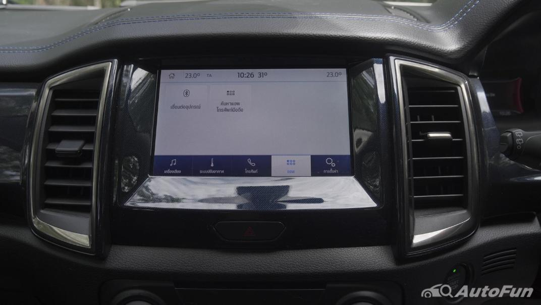 2021 Ford Everest 2.0L Turbo Titanium 4x2 10AT - SPORT Interior 021